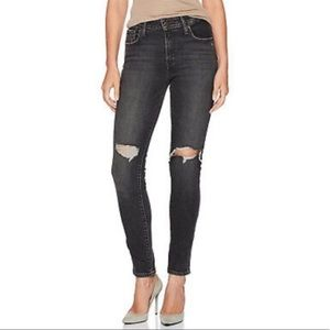 721 High Rise Skinny Levi Jeans Size 29x32